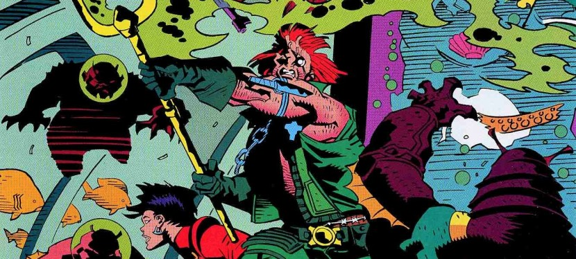 A Look Back at Ravage 2099 #7 (1993)