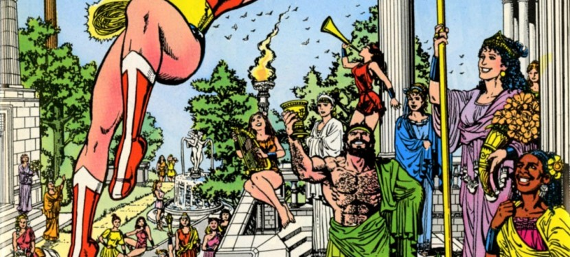 A Look Back at Wonder Woman #14 (1988)