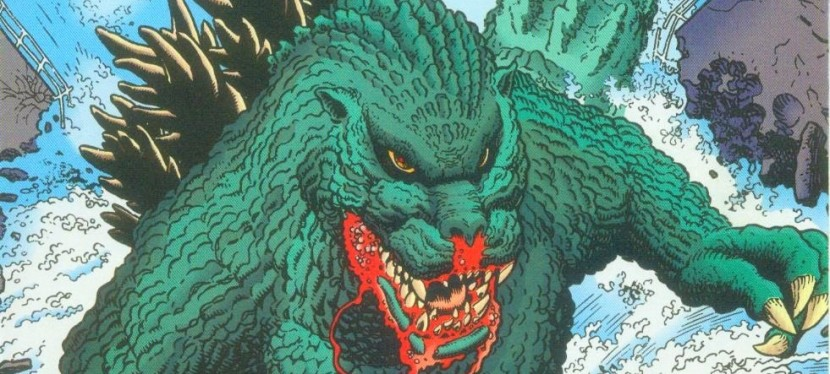 A Look Back at Godzilla #1 (1995)
