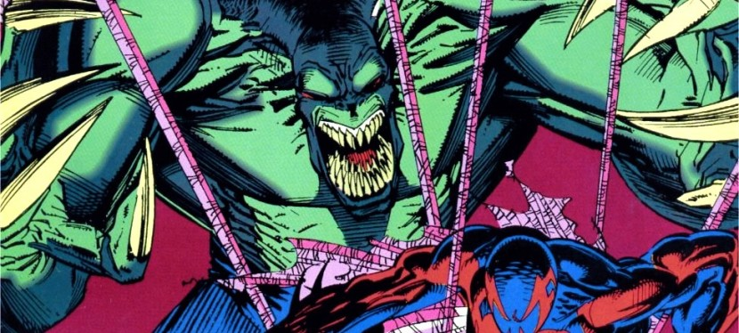 A Look Back at 2099 Unlimited #1 (1993)
