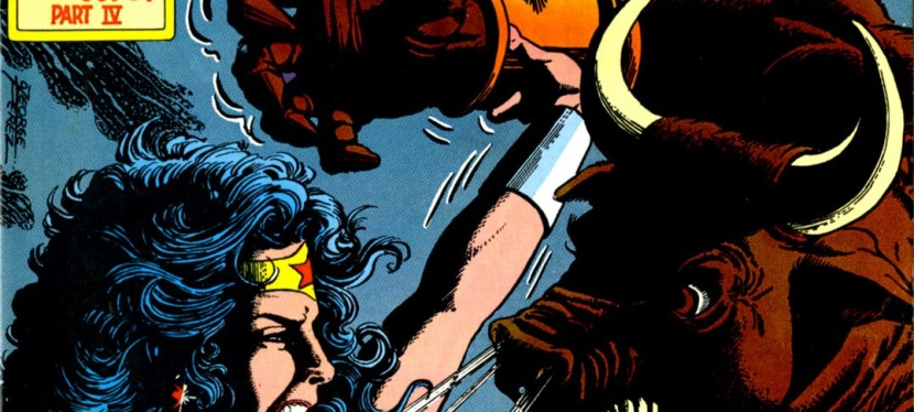 A Look Back at Wonder Woman #13 (1988)