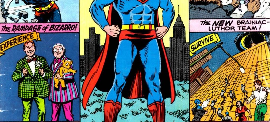 Superman – Author Carlo Carrasco