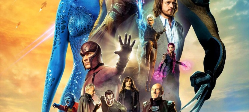A Look Back at X-Men: Days of Future Past (2014)