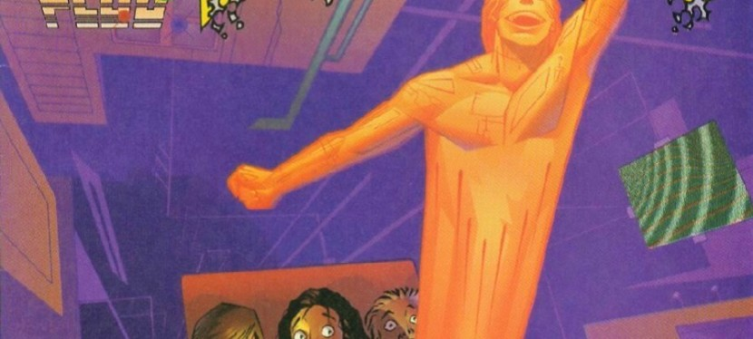 A Look Back at Freex #11(1994)