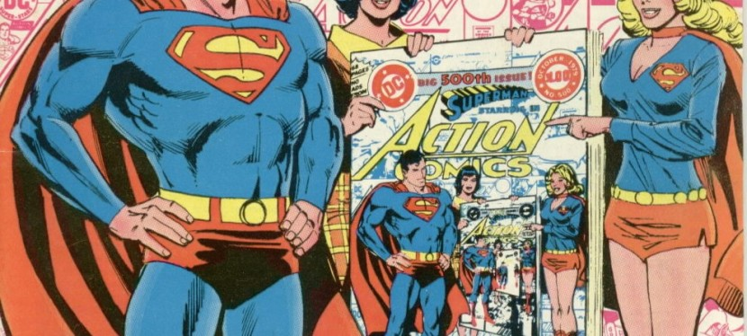 A Look Back at Action Comics #500 (1979)