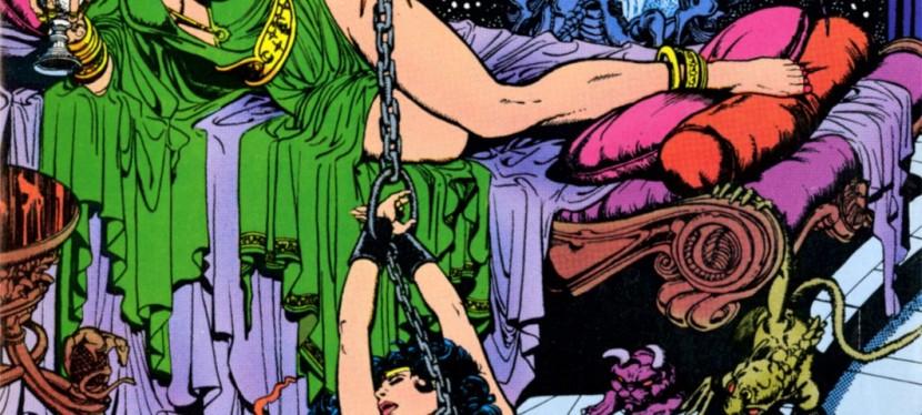 A Look Back at Wonder Woman #19(1988)