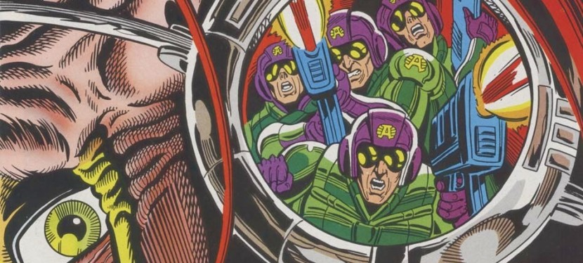 A Look Back at Ravage 2099 #8(1993)