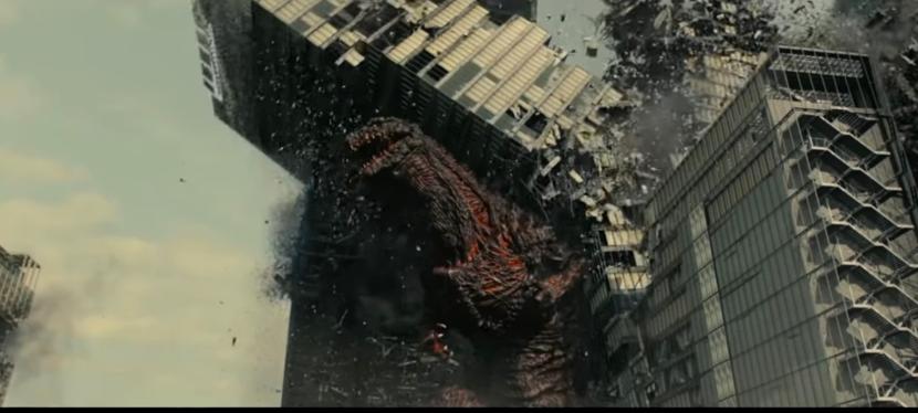 A Look Back at Shin Godzilla(2016)
