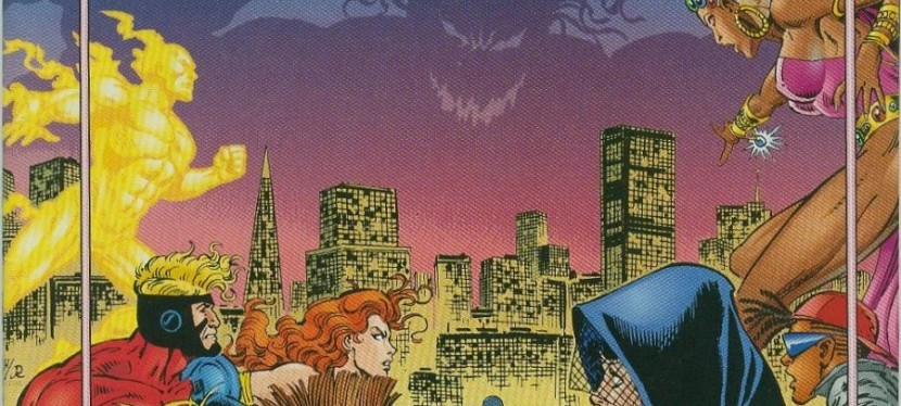 A Look Back at The Strangers #5(1993)