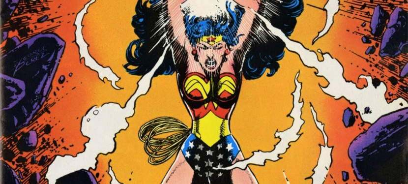 A Look Back at Wonder Woman #21 (1988)
