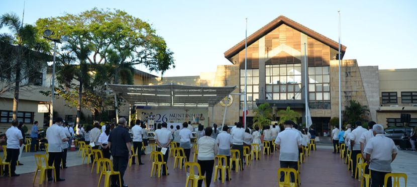 Muntinlupa City's 26th anniversarycelebrated
