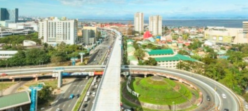 SMC President Ramon S. Ang declares Skyway northbound extension structurally complete