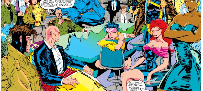A Look Back at X-Men #5 (1992)