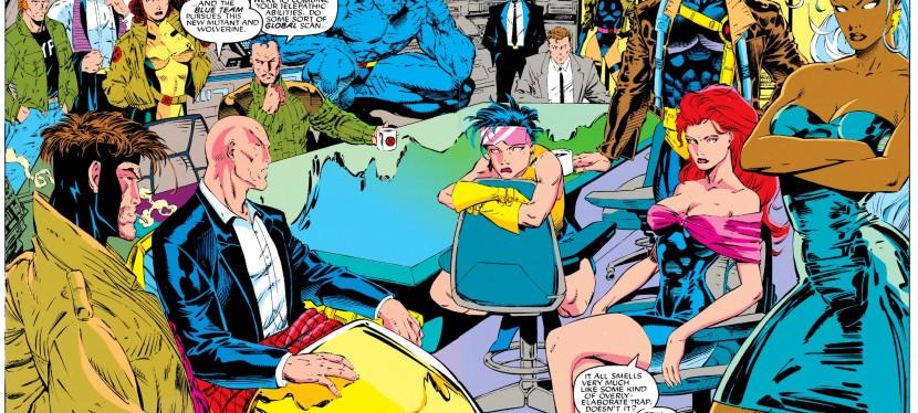 A Look Back at X-Men #5(1992)
