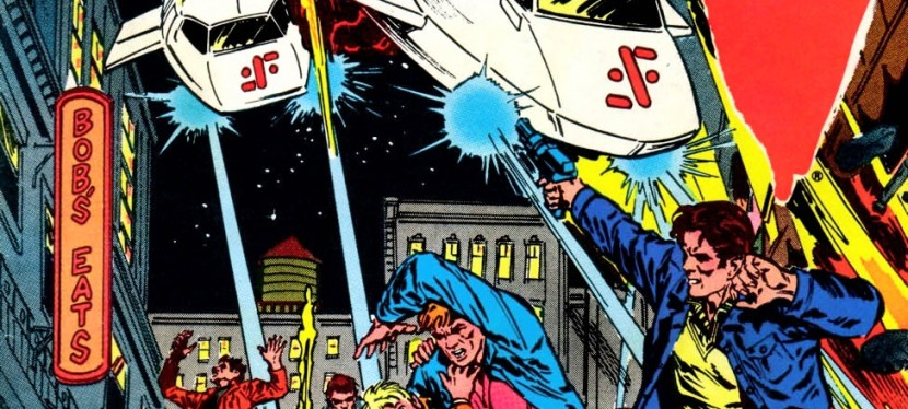 A Look Back at V #3(1985)