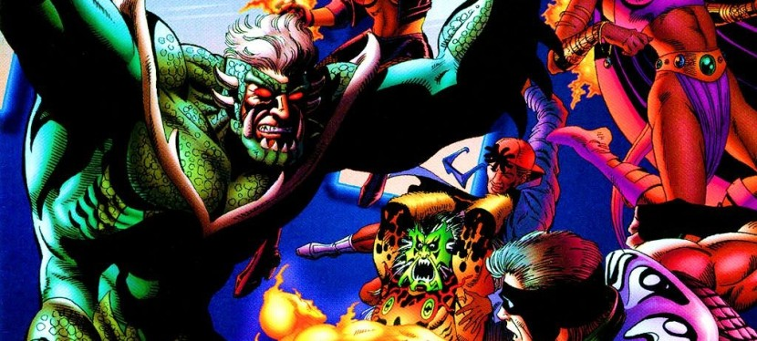 A Look Back at The Strangers #24(1995)