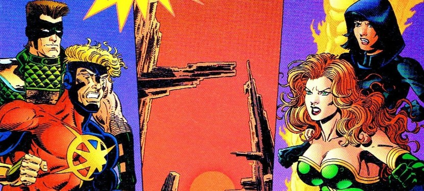 A Look Back at The Strangers #11(1994)