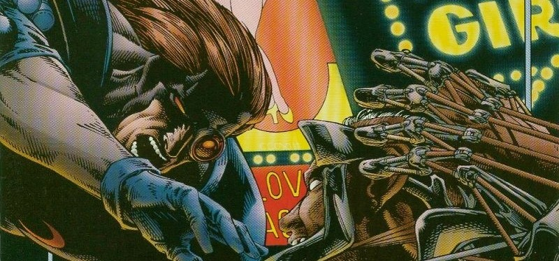 A Look Back at The Night Man #2 (1993)