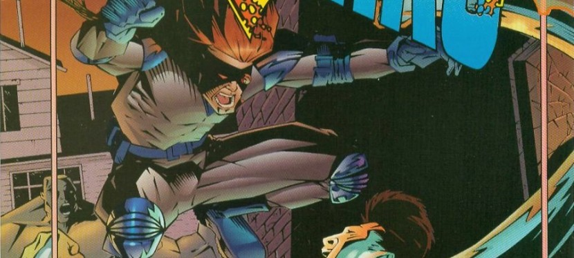 A Look Back at Freex #6(1993)