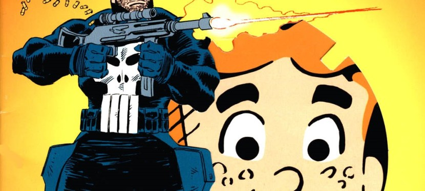 A Look Back at The Punisher Meets Archie #1(1994)