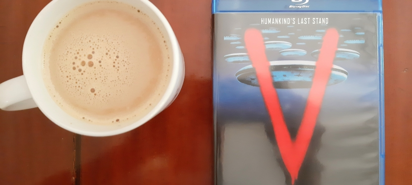 Better than Streaming: A close look at V: The Original Miniseries Blu-ray (by WarnerArchive)