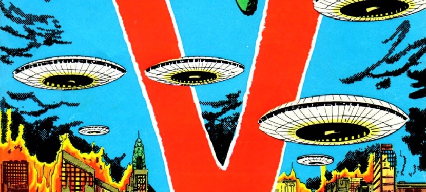 A Look Back at V #5 (1985)