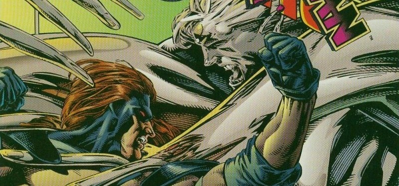 A Look Back at The Night Man #3(1993)