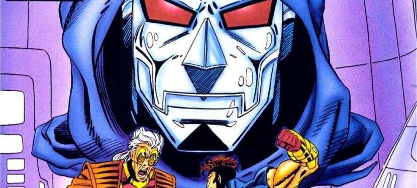 A Look Back at Doom 2099 #14(1994)