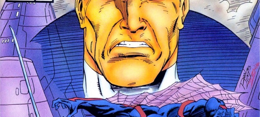 A Look Back at Punisher 2099 #13(1994)