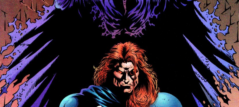 A Look Back at The Night Man #4(1993)