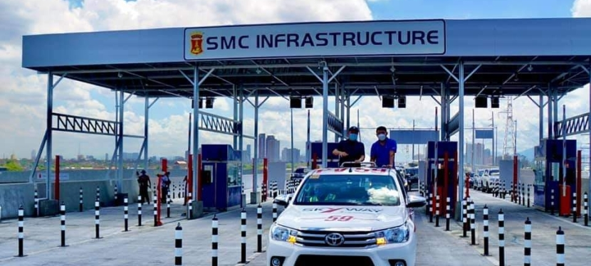 Skyway Stage 3 adjustments related to toll collectionsnags