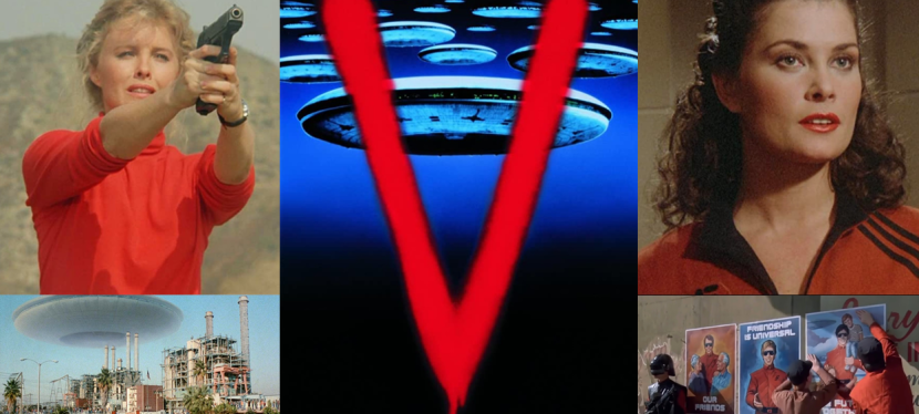 A Look Back at V: The Original Miniseries (1983)