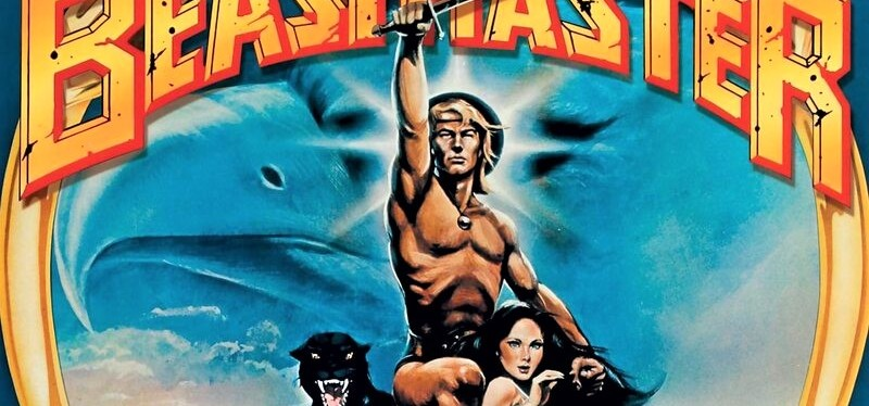 Better than Streaming: The Beastmaster 4K Blu-ray standard edition to be released on July 27,2021