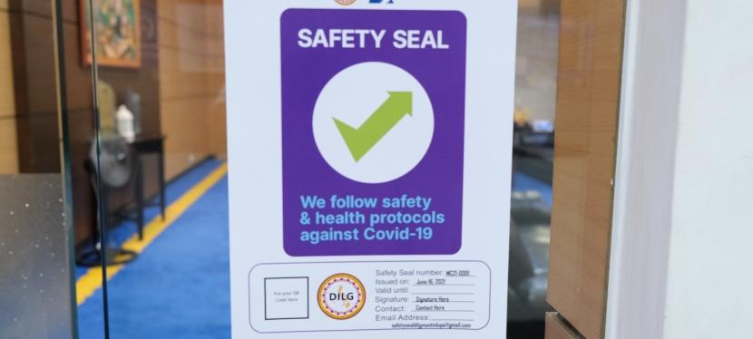COVID-19 Crisis: Major malls in Muntinlupa City granted Safety Seal Certifications, more establishments apply inLGU