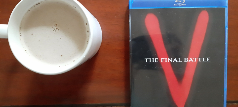 Better than Streaming: A look at V: The Final Battle Blu-ray (by WarnerArchive)