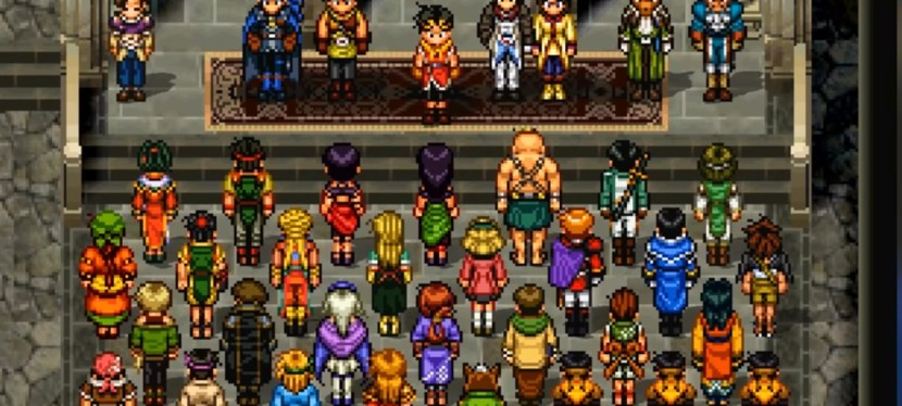 A Look Back at Suikoden II(1999)