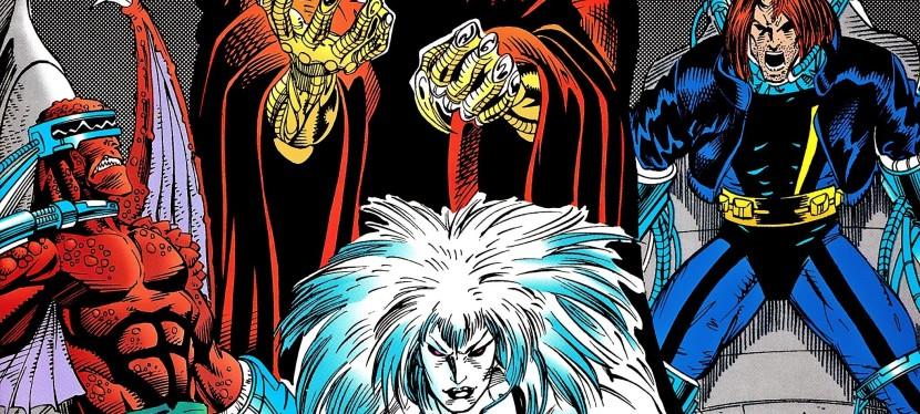A Look Back at X-Men 2099 #4(1993)