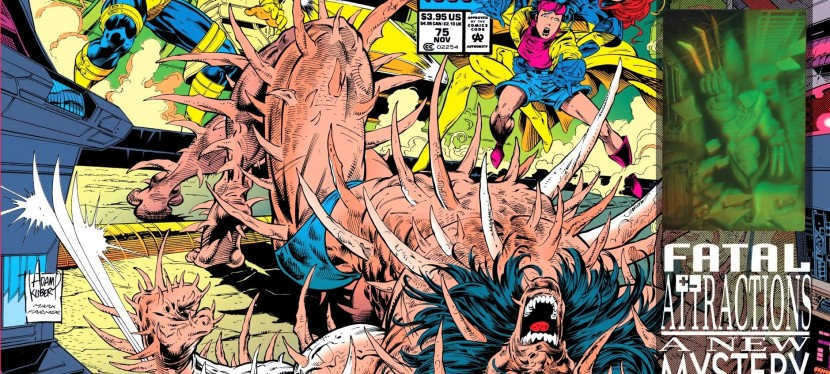 A Look Back at Wolverine #75(1993)