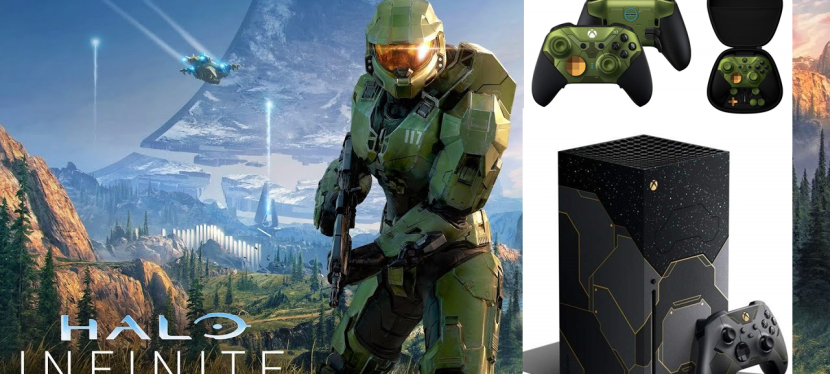 Halo Infinite set for December 8, 2021 release, limited edition Xbox Series X consoleannounced