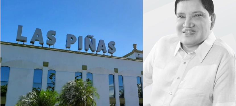 """Former Las Piñas City Mayor Vergel """"Nene"""" Aguilar(1947-2021)"""