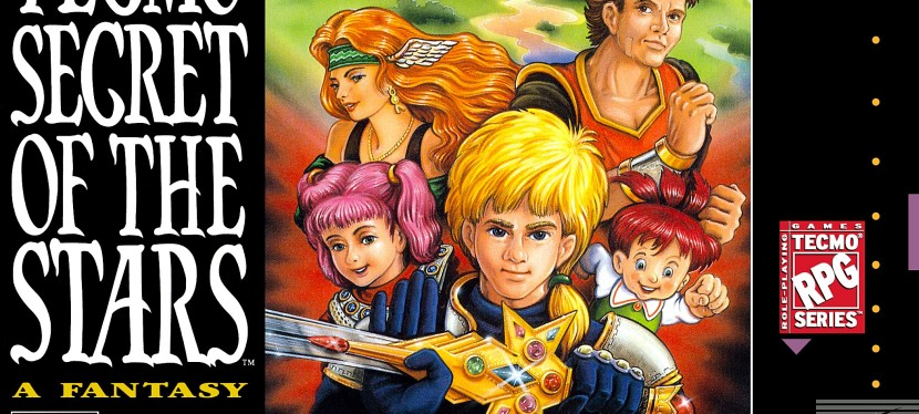 A Look Back at Secret of the Stars(SNES)