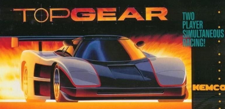 A Look Back at Top Gear(SNES)