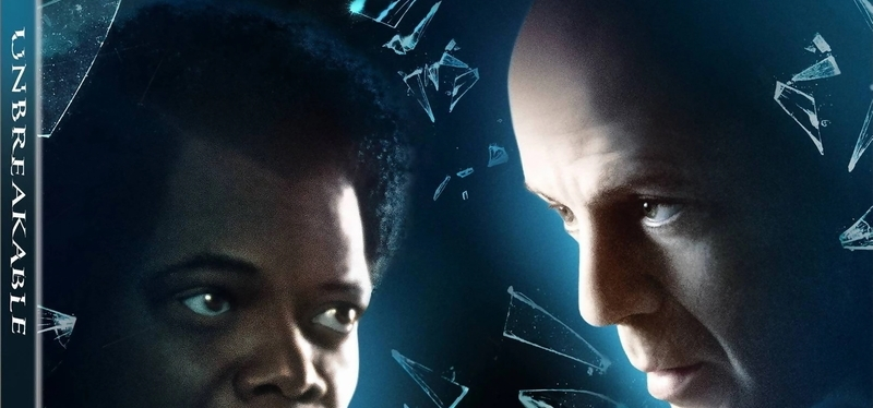 Better than Streaming: Unbreakable 4K Blu-ray coming out on September 21,2021