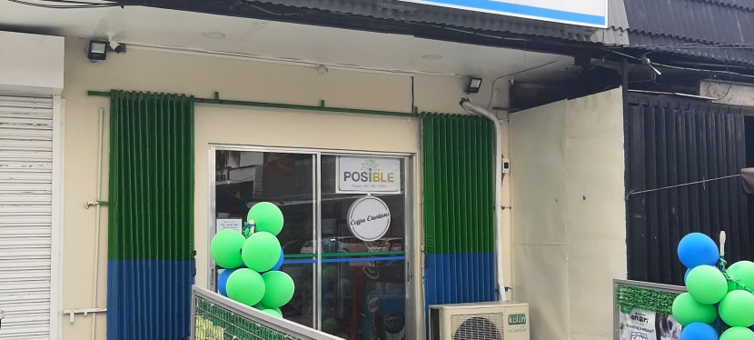 FamilyMart now serving customers inside BF Homessubdivision
