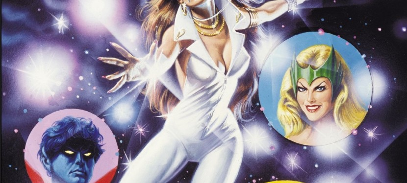 A Look Back at Dazzler #1(1981)