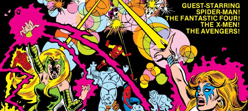 A Look Back at Dazzler #2(1981)