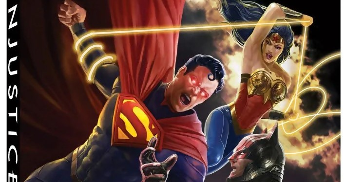 Better than Streaming: Injustice 4K Blu-ray coming out on October 19,2021