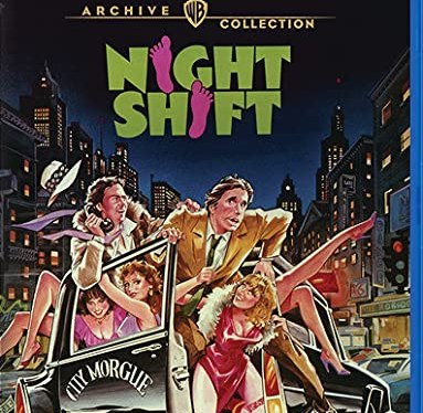 Better than Streaming: Night Shift Blu-ray coming out on October 5,2021