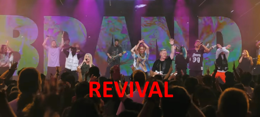 Planetshakers' newest album REVIVAL and latest music videos nowavailable!