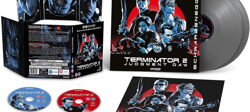 Better than Streaming: Another 4K Blu-ray of Terminator 2: Judgment Day coming out December 6, 2021 (for the Britishmarket)